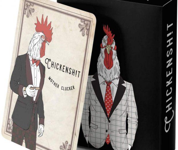 Chickenshit Drinking Game