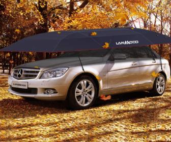 Lanmodo Pro Automatic Car Tent