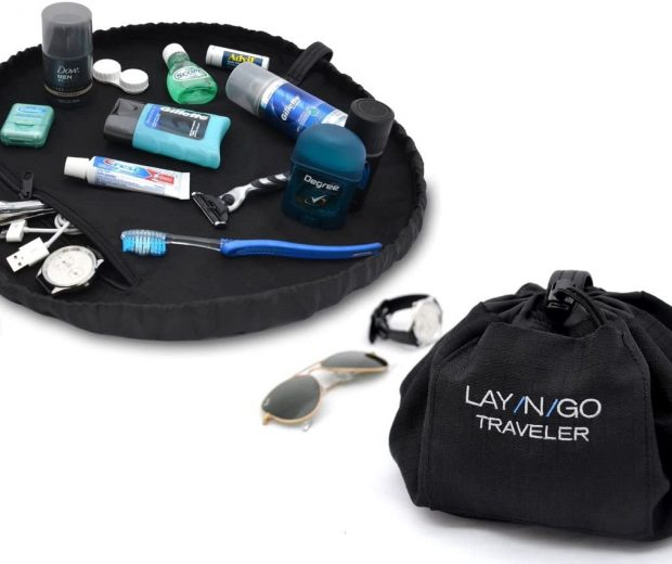 Lay And Go Travel Bag