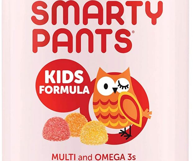 SmartyPants Kids Multi-Vitamins