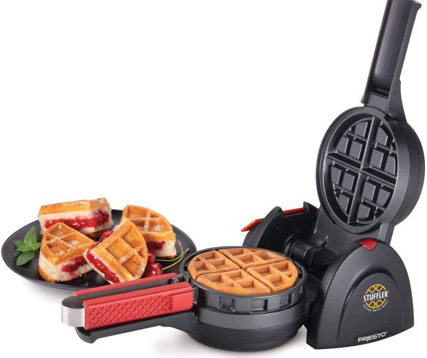 Stuffed Waffle Iron