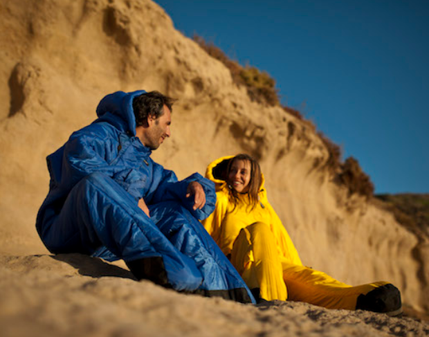 The Wearable Camping Sleeping Bag