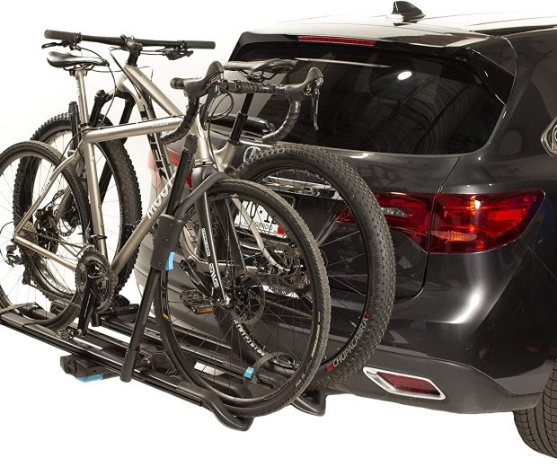 Wobble Free Car Bike Rack
